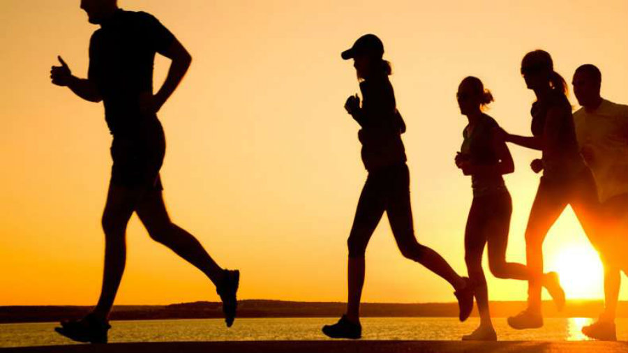 Developing healthy habits like running, doing yoga, or exercising could help improve memory performance, researchers suggest. Training on a daily basis can at least maintain people's memory if not improve it. Image Credit: News X