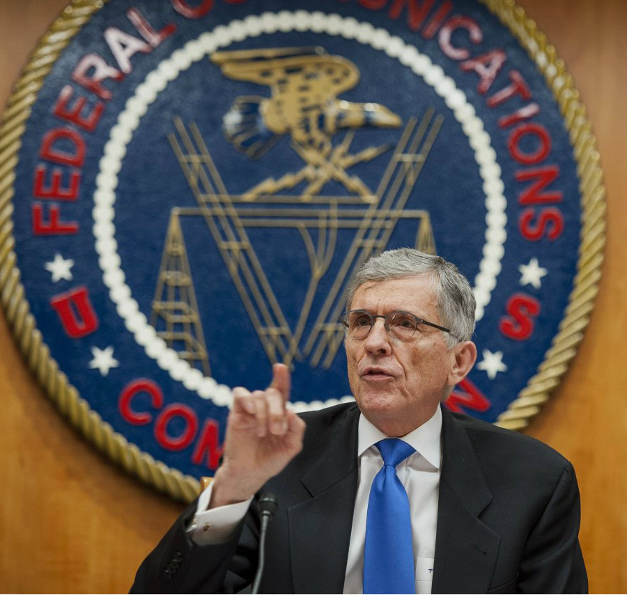 While commercial 5G networks might not be deployed until 2020, the FCC is jumpstarting the development of 5G applications through new rules. Image Credit: Wall Street Journal
