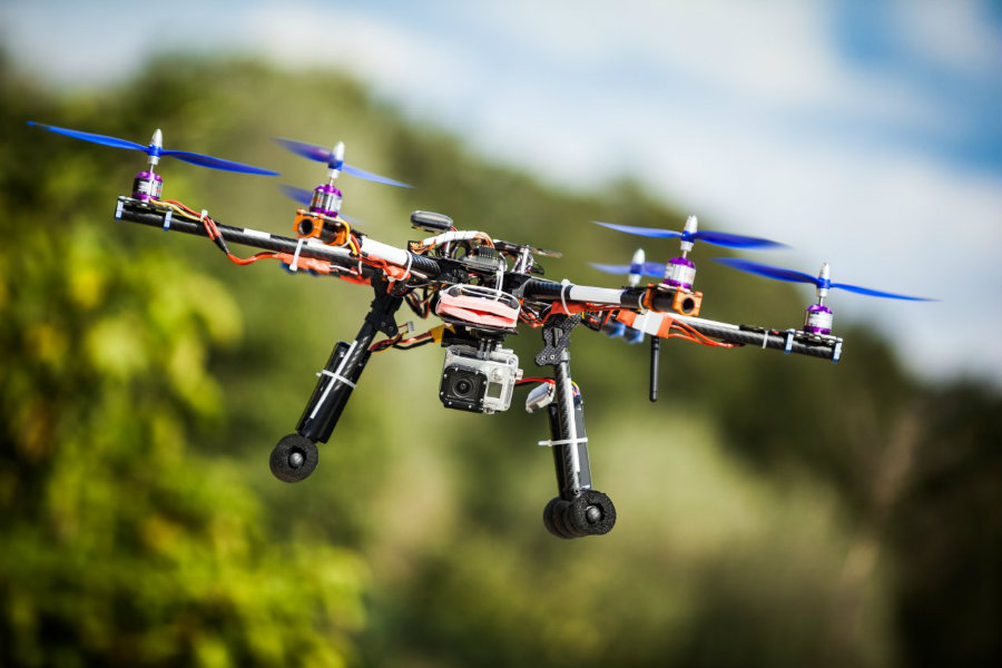 The Federal Aviation Administration (FAA) released Tuesday the first regulations for commercial drones aimed at paving the way for the industry growth and inspiring creativity regarding the use of the technology. Photo credit: funkyfrogstock / Shutterstock / GBTimes