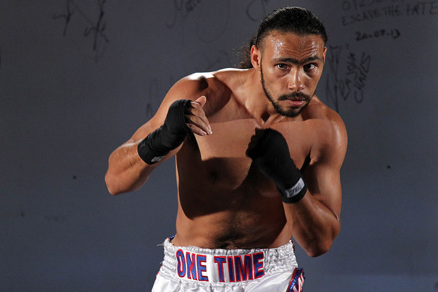 Keith One Time Thurman