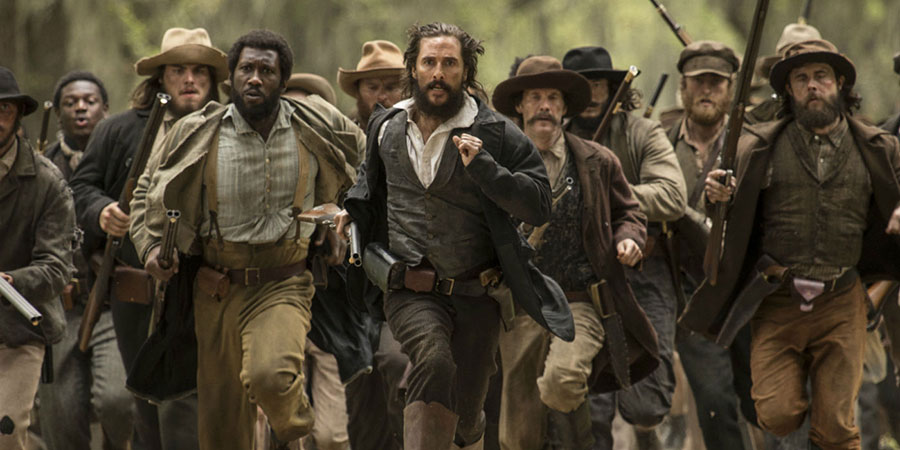 "Free States of Jones is a film about story of a man who decided to led a rebellion against the Confederates to establish a free ""state"" in Jones County during the U.S. Civil War. Credit: Screenrant.com"