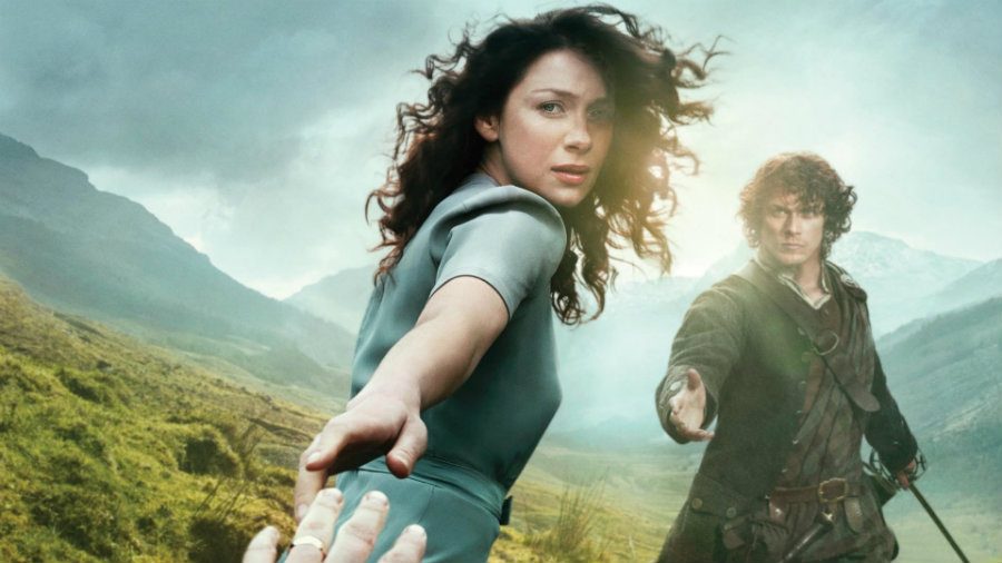 Outlander, the fantasy and drama TV show produced by Starz, aired the first season in 2014 and ever since has been a hit, both to viewers in the United Kingdom and America and to Award-giving organizations. Photo credit: Mark B. Hardin