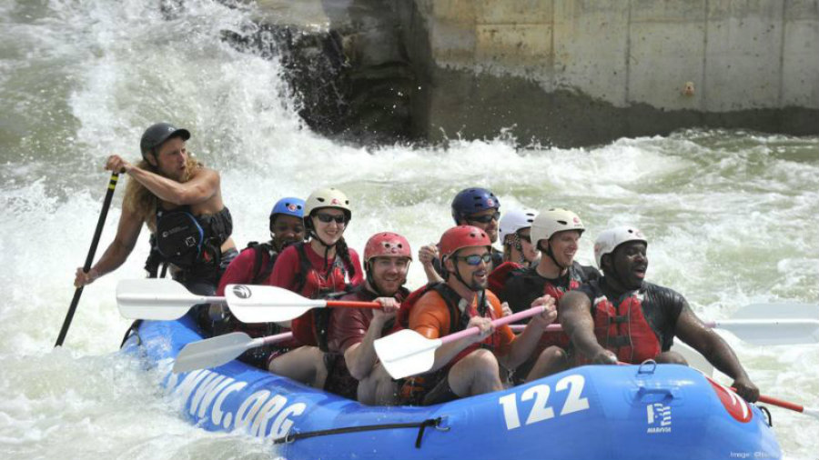 Last week, a teen contracted a brain-eating bacteria when rafting at White Water in Ohio. The rare bacteria has been classified as very agressive and it's called Naegleri fowleri. Image Credit: Yahoo