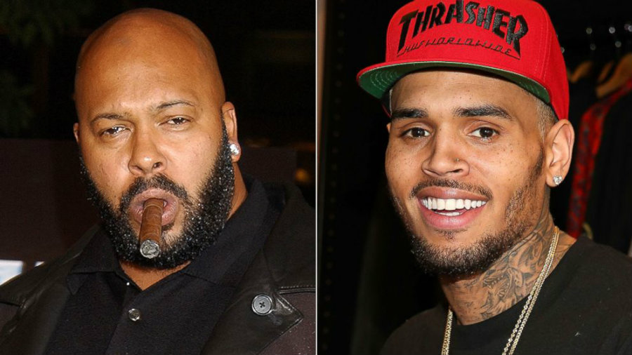 "Former rap music producer, Marion ""Suge"" Knight, sued Chris Brown over 2014 club shooting that left him seven gunshots wounds. Photo credit: Gregg DeGuire / Getty Images 