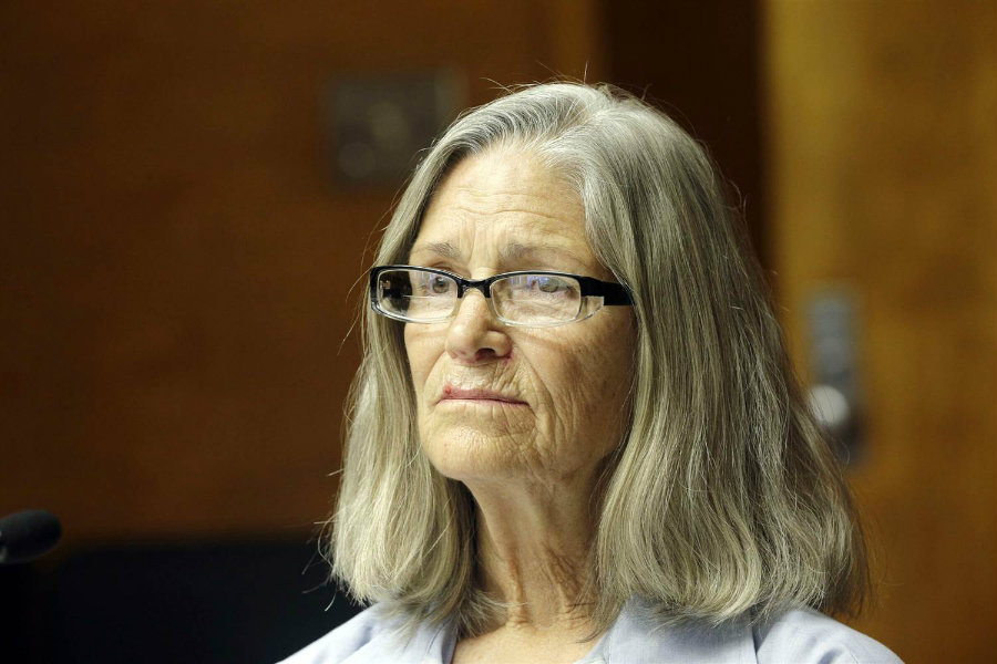 Los Angeles' attorney demanded on Tuesday California's governor to decline parole for former Manson cult member. Photo credit: Nick Ut / AP / NBC News