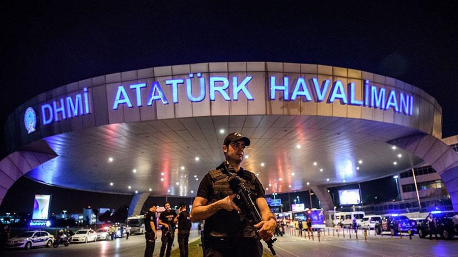 Ataturk airport attack