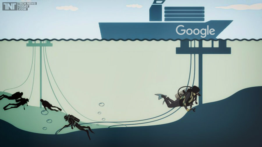Google (NASDAQ: GOOG) is now using a trans-Pacific cable that provides Internet speeds of 10 terabits per second. It will give support to Google Apps and Cloud Platform users. Photo credit: Tech News Today / I News Today