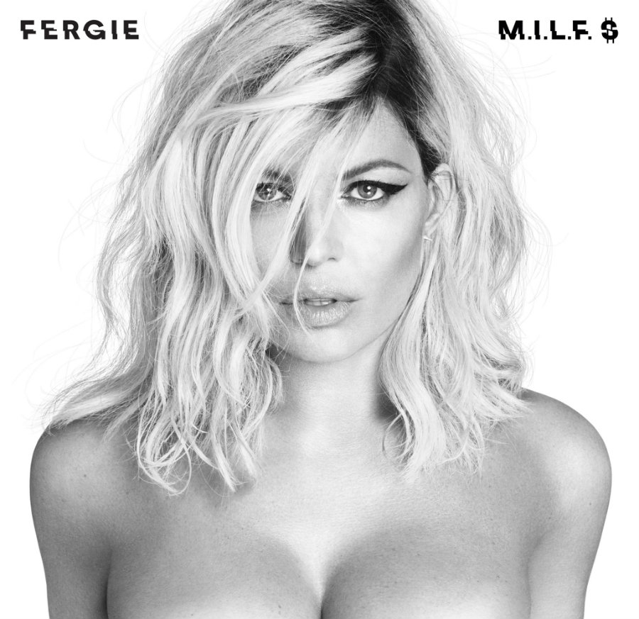 Fergie's new video featuring sexy and famous moms has a female-empowering message as M.I.L.F.$ stands for Mother I'd Love to Follow. Image Credit: Idolator