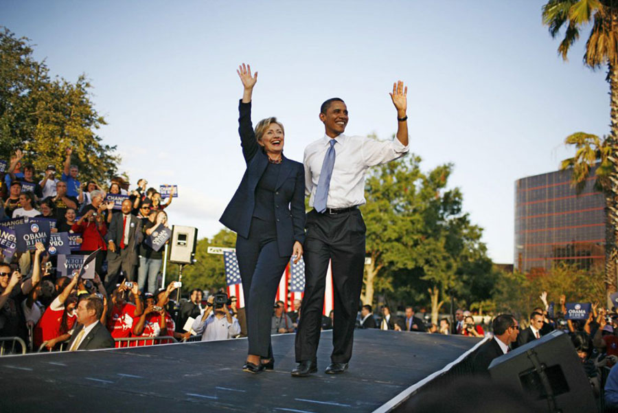 Obama to campaign with Hillary