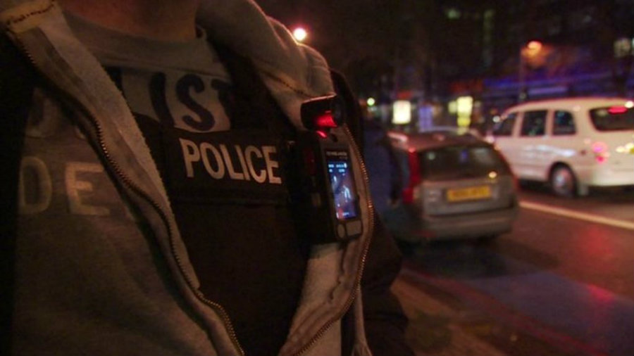 Body cams now offer people with a detailed footage of the police officer's actions, giving those who get abused by the police a chance for others to see the truth. Image Credit: BBC News