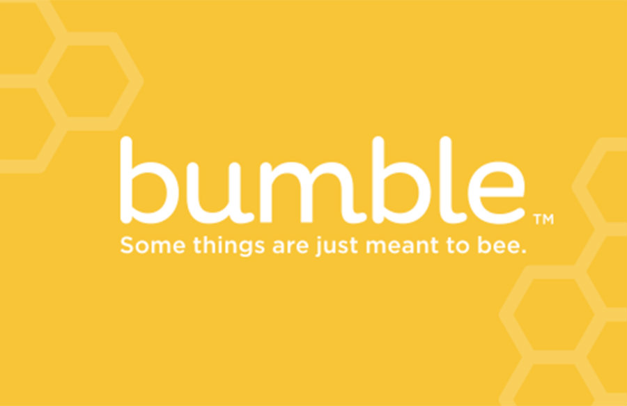 Bumble, a swipe-gesture dating app will launch a function to help their users develop their business and employment relationships. Photo credit: Bumble / Versus