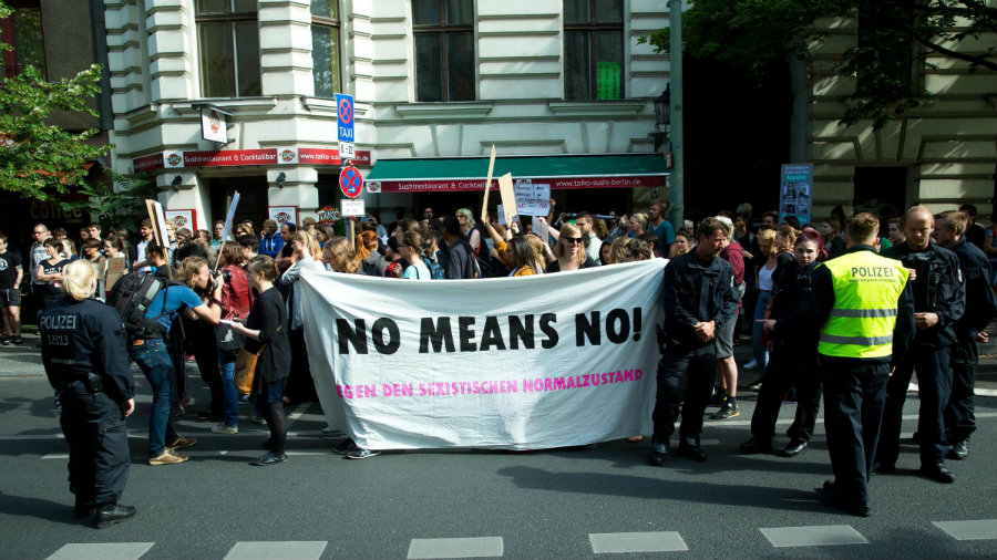 The sexual harassment law recently passed by the German Parliament could be the strictiest law ever to be approved unanimously regarding sexual consent. Image Credit: Delaware Public