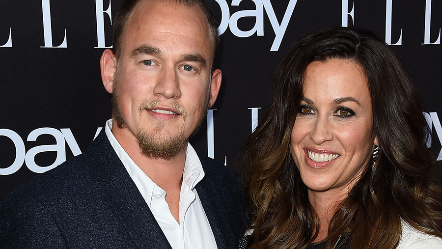 Alanis Morissette Gives Birth To Her Second Child