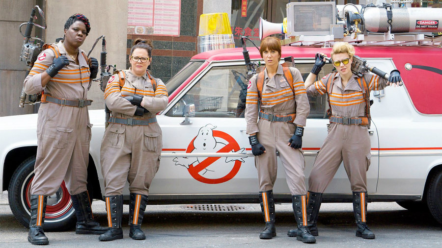 'Ghostbusters' Reviews Are In And They Are Mostly Positive