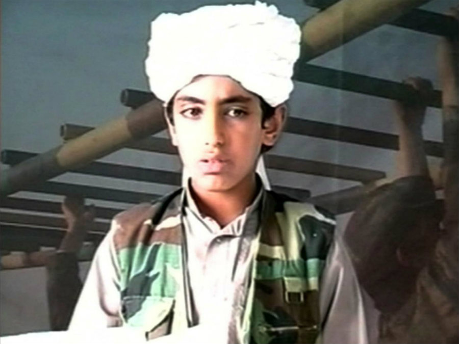 Hamza bin Laden, the son of Osama bin Laden, the al-Qaeda leader, has threatened revenge against the United States for killing his father. Photo credit: Independent