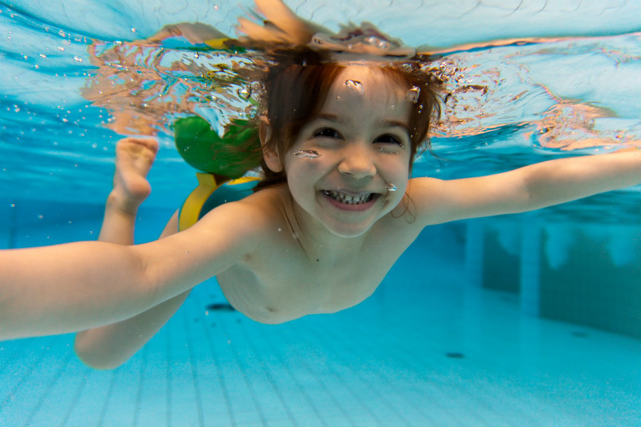 There are plenty of useful tips when it comes to protect children against the dangers of getting inside a public pool. Image Credit: Reliance Pediatrics