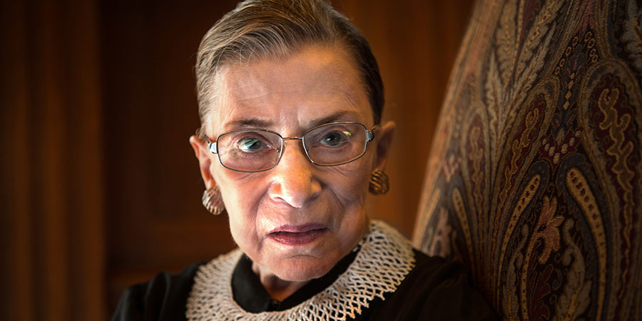Trump says Justice Ginsburg's 'mind is shot' after her comments