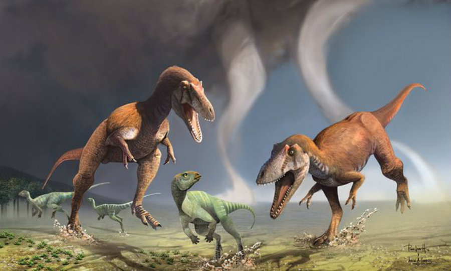 The researchers questioned if the Gualicho's limbs evolved by their own or if it is a complementary trait of its genes. Image Credit: The Guardian