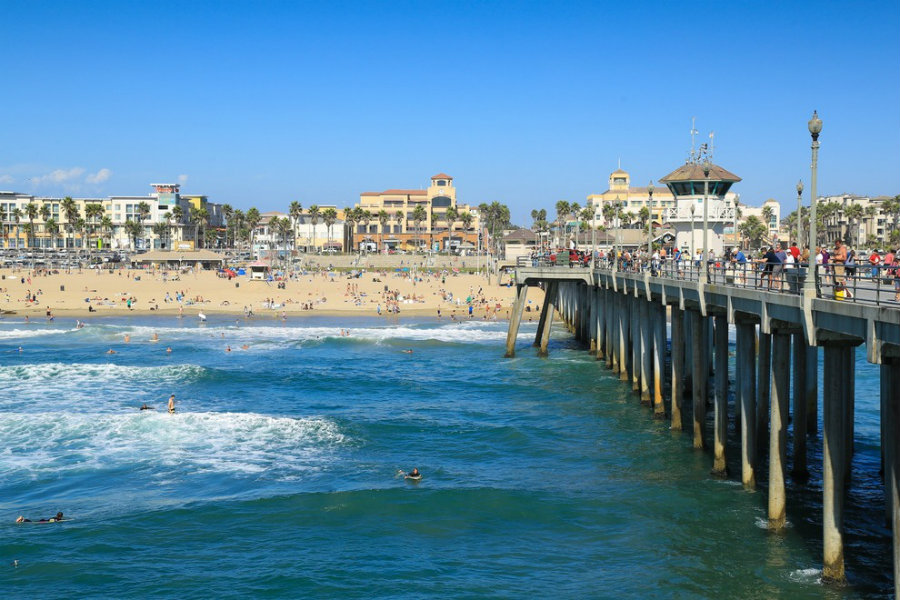 The measures soon-to-be  effective in California's beaches could be the most strict ones in over a decade to hit beachgoers. Image Credit: 10 Best