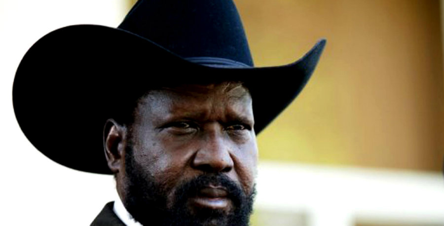 President Salva Kiir and Vice-president Riek Machar have ordered a ceasefire to put an end to hostilities between their respective troops that could potentially send the country into another civil war. Photo credit: Afribuku