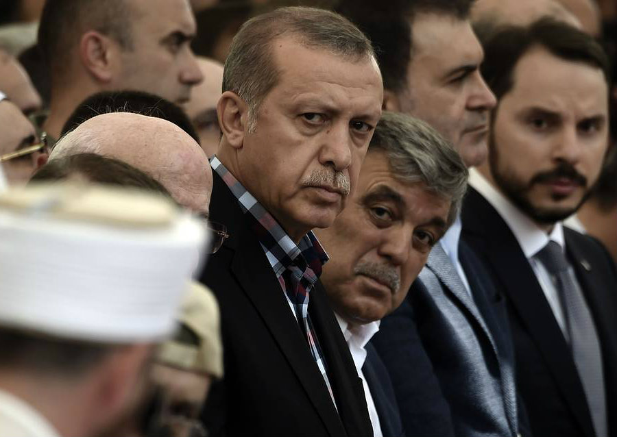 Erdogan blames the failed political overthrow on cleric Fethullah Gulen, who is living in exile in the United States. Image Credit: JohnIb