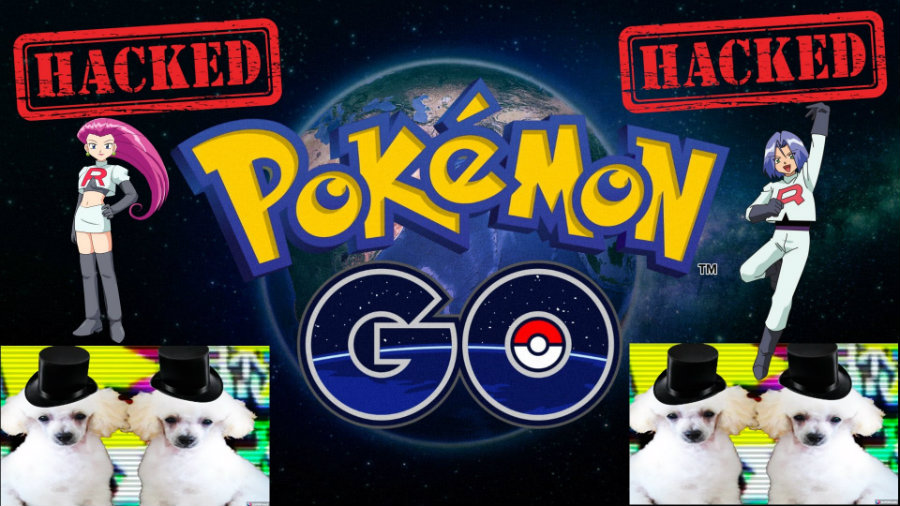 A group of hackers called PoodleCorp might be responsible for the temporary shut down of Pokemon Go's servers.  Photo credit: Captain Clash Gaming