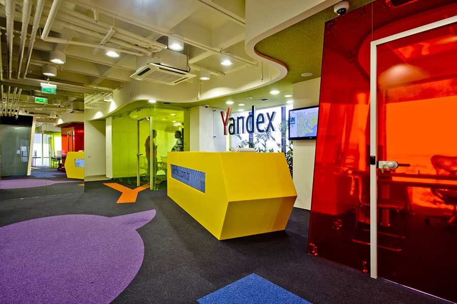 Yandex is a Russian Internet company which operates the largest search engine in Russia with two thirds of the market share. Credit: Office Snapshots