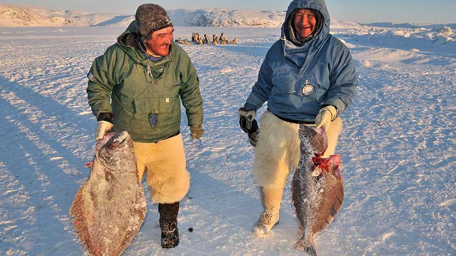 Inuit-Omega-3-fish