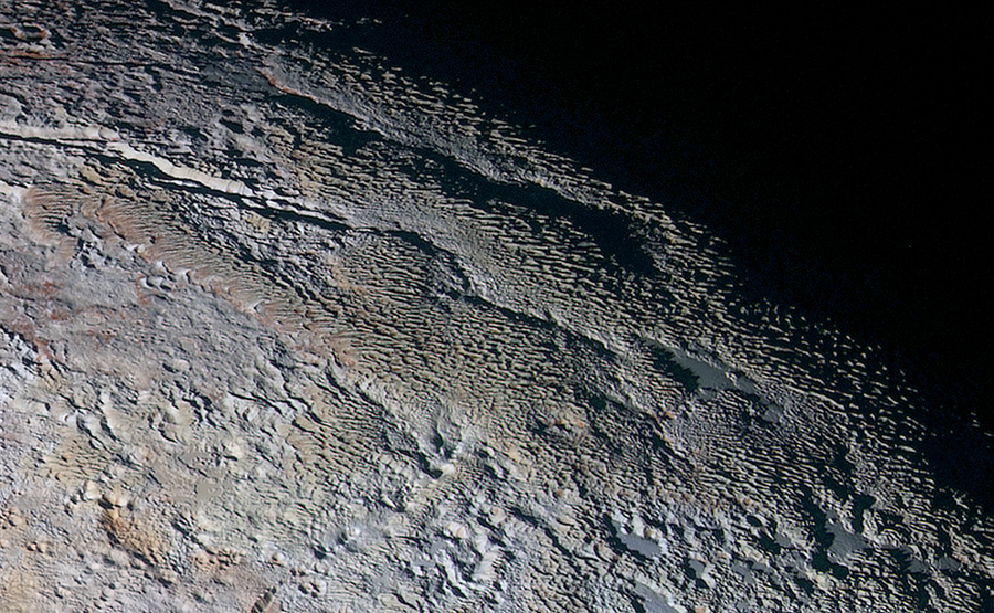 NASA's-New-Horizons-Images-of-Pluto