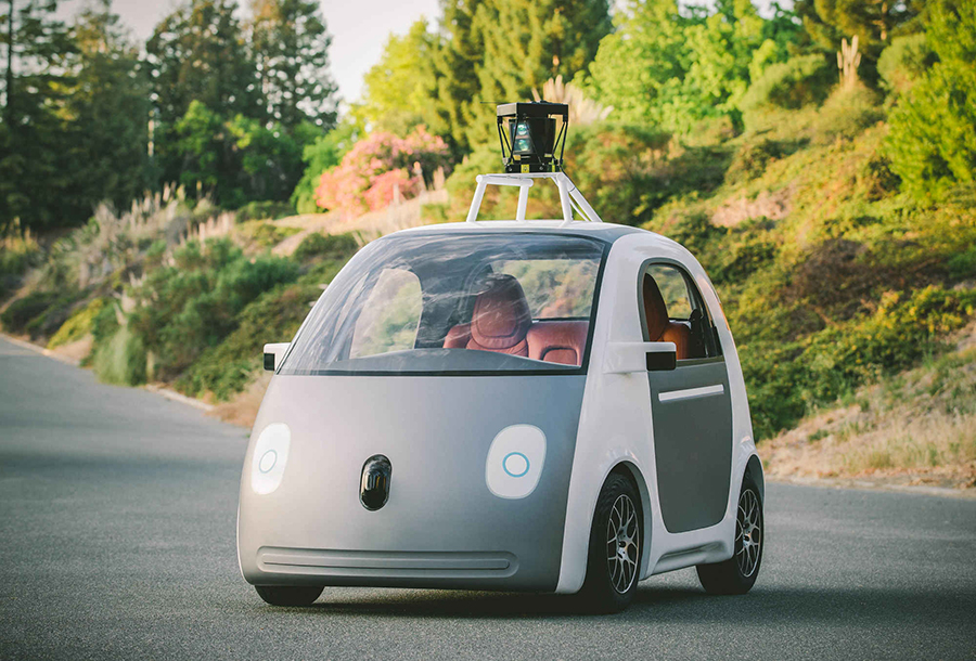 Google-Driver-less-Car