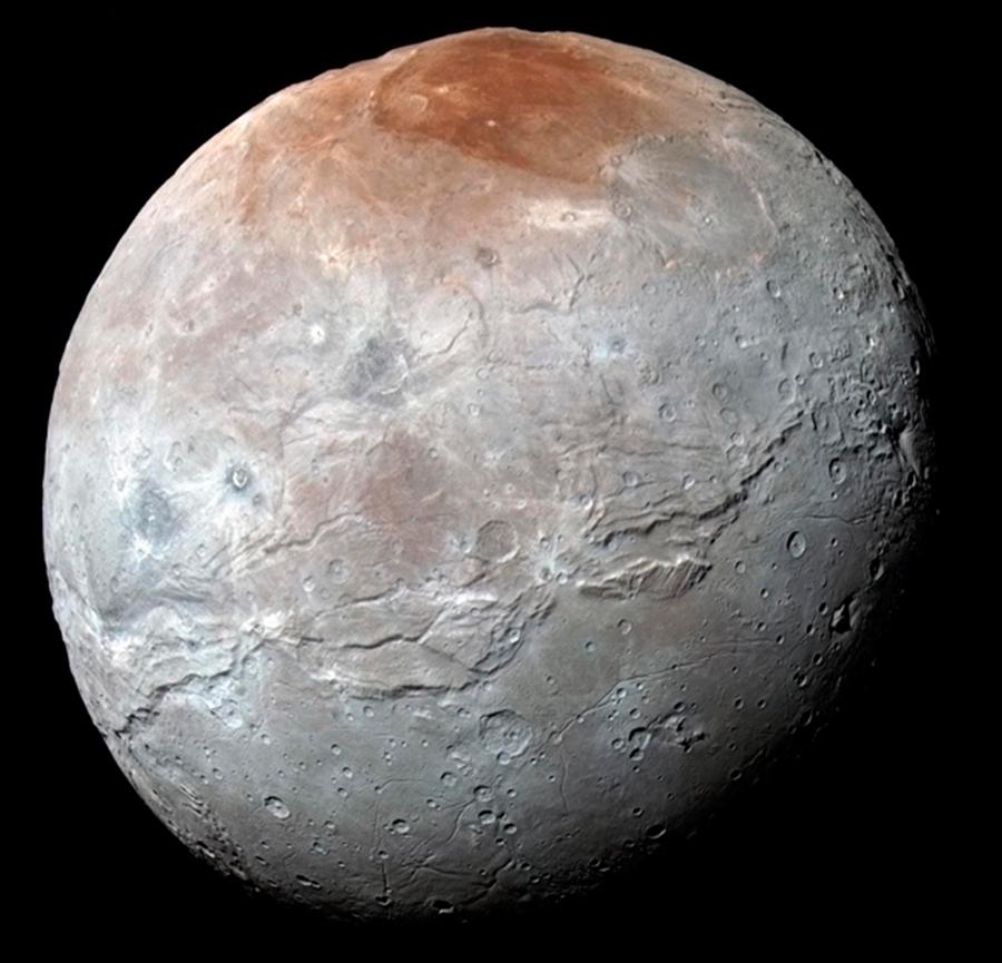 Pluto's-Largest-Moon-Charon