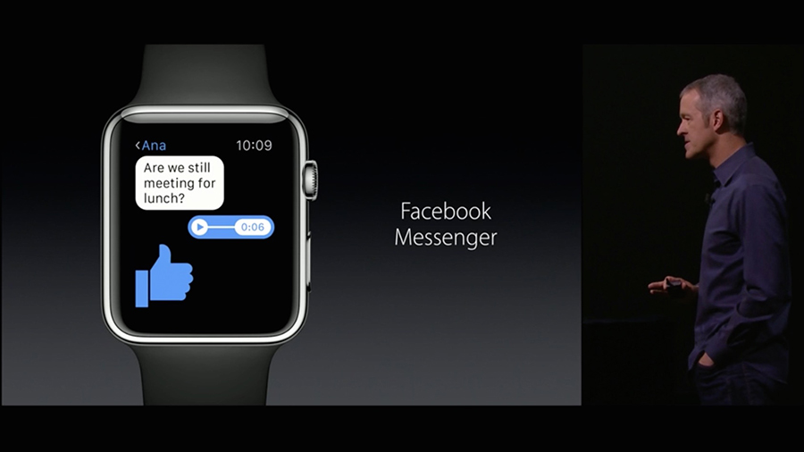 Apple-Watch-will-have-Facebook-Messenger