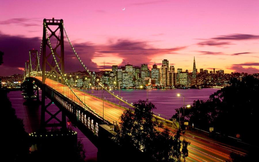 San-Francisco-at-Night