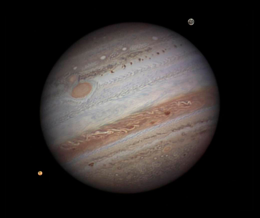 Jupiter-by-NASA