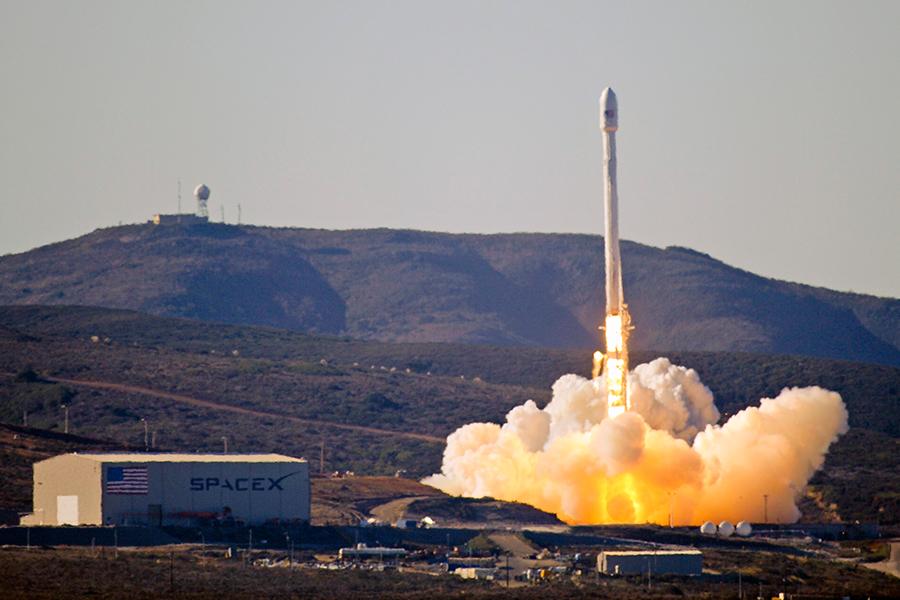 SpaceX's-Falcon-9