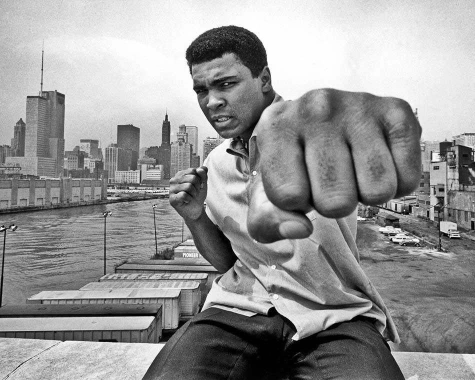 punching-evolution-fist