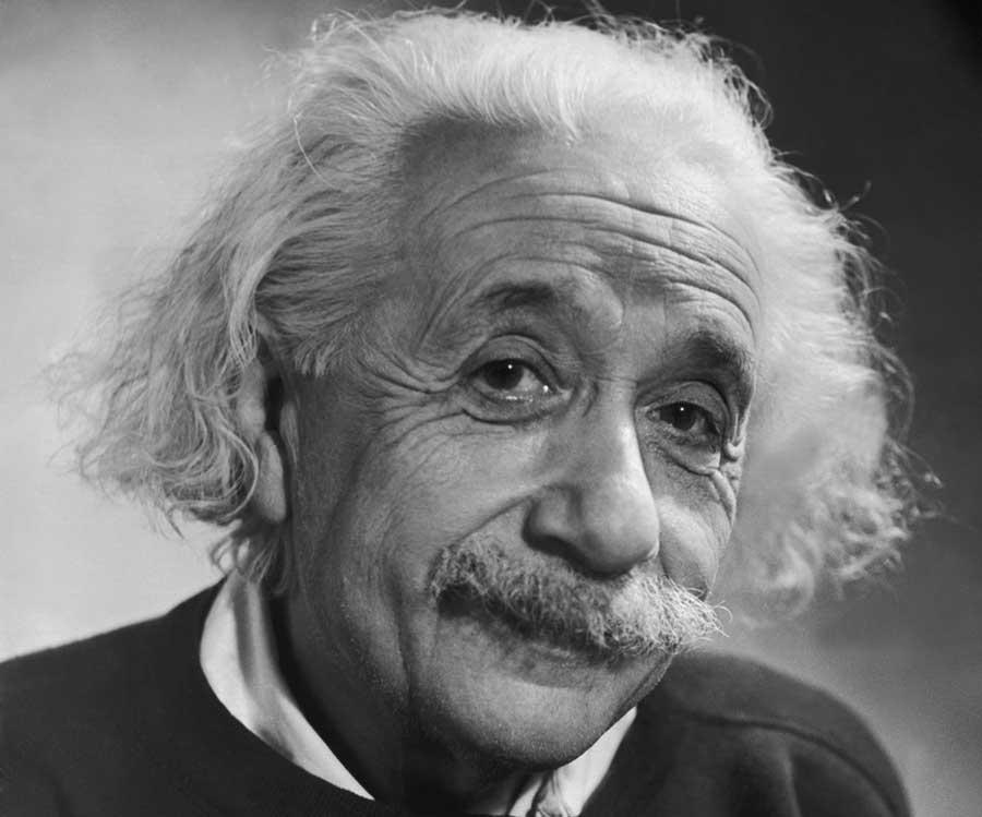 Einstein-quantum-entanglement
