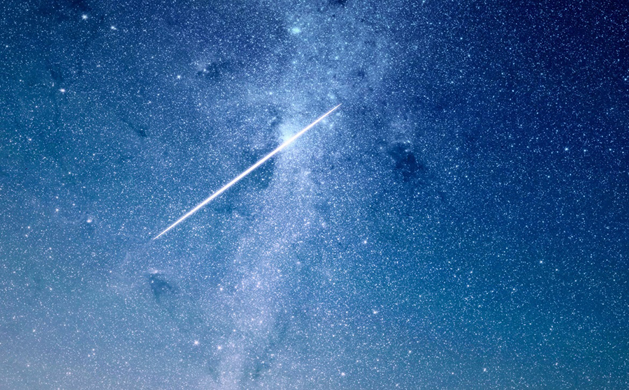 Taurid-Meteor-Shower