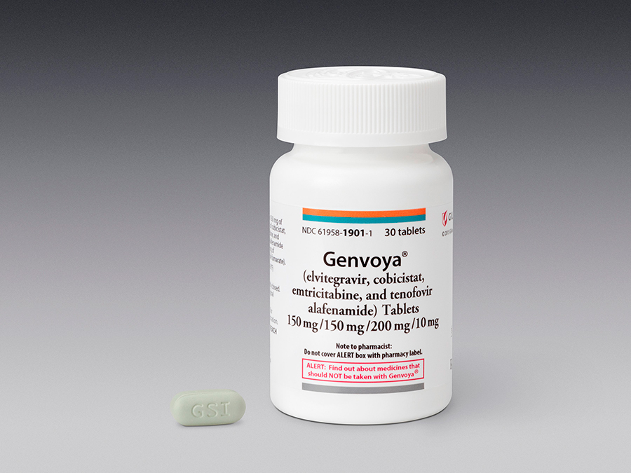 Genvoya-HIV-treatment