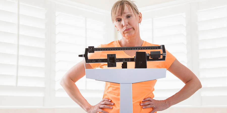 Weighing-too-often-cause-depression