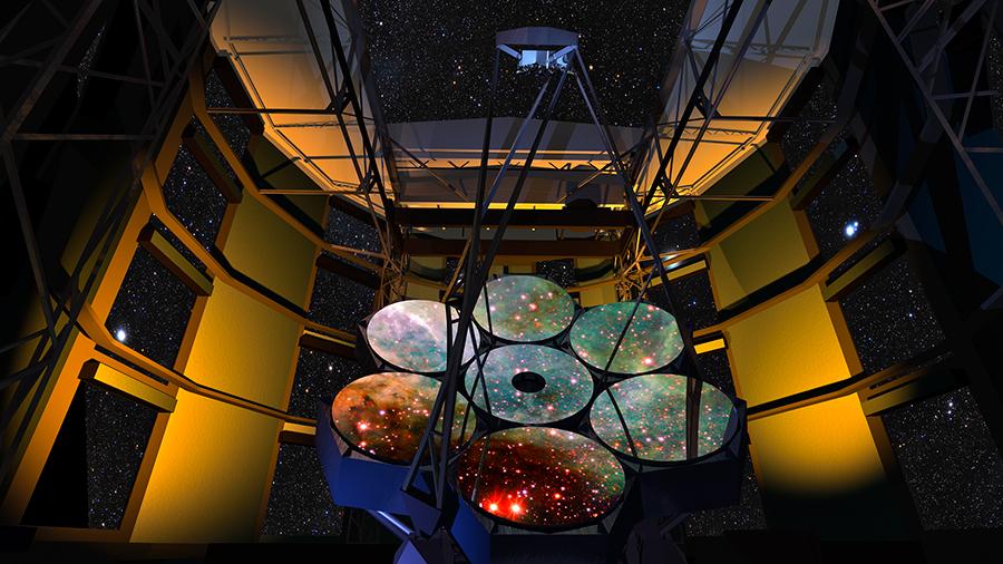 Giant-Magellan-Telescope-(GMT)