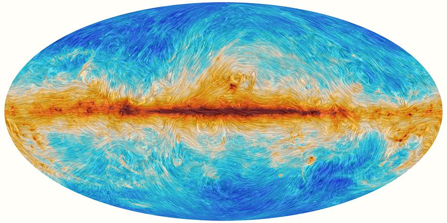 Galactic-Magenitc-Field