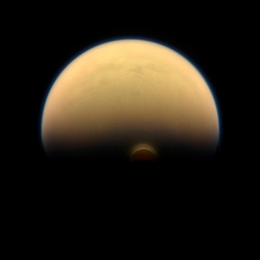 Cassini-finds-storm-on-Titan