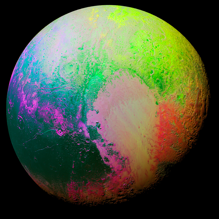 Psychedelic-Pluto