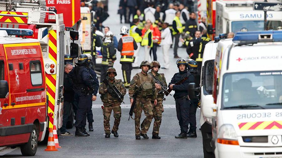Saint-Denis-situation