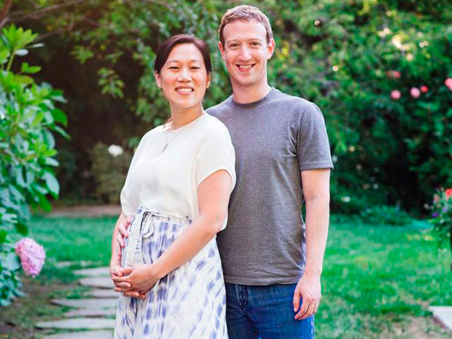 Zuckerberg-pregnant