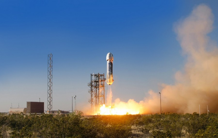 the-new-shepard-launch