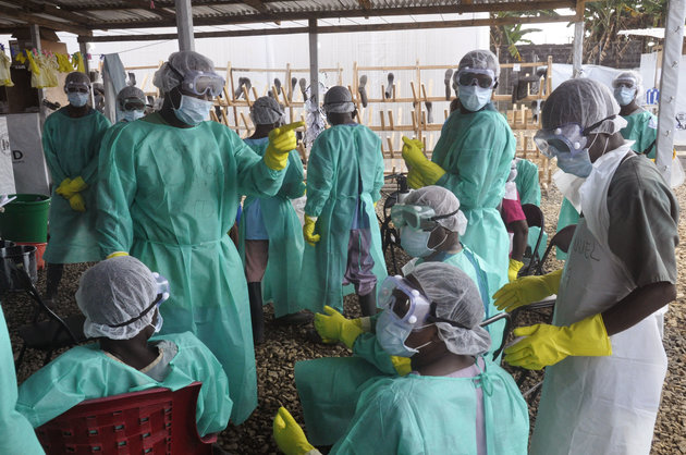 After two times being declared Ebola-free, Liberia could be suffering another epidemic outbreak. Photo: AP.