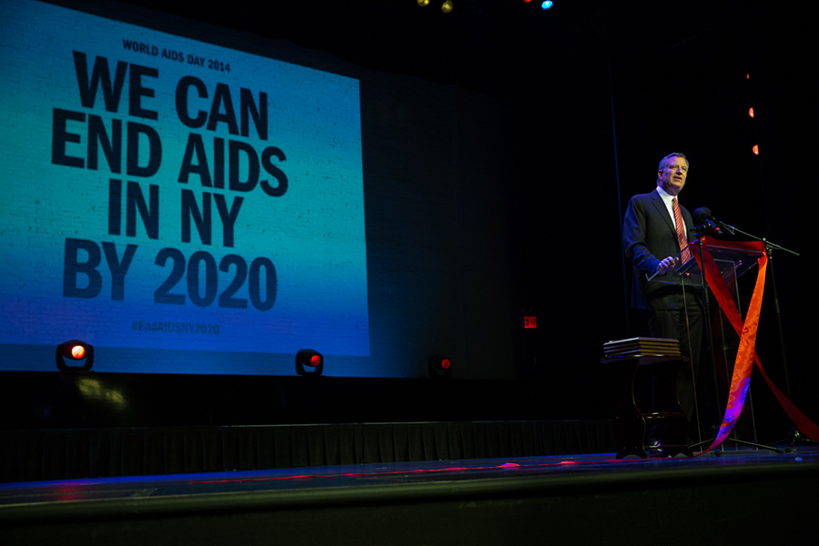 NYC-to-end-AIDS-by-2020