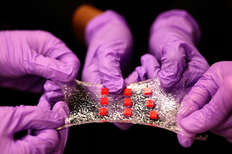 MIT-smart-hydrogel-band-aid